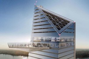 Hudson Yards Observation Deck image rendering